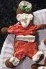 Funky Santa Cookie