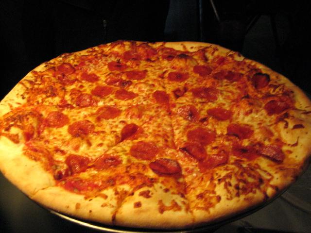 Pepperoni Pie