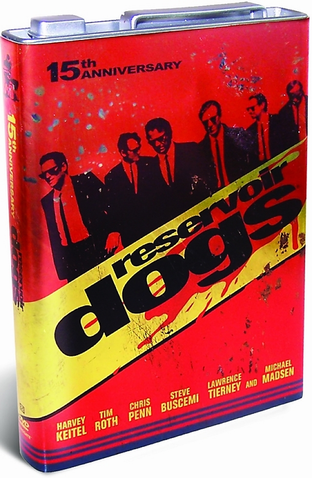 Reservoir Dogs 15th Anniversary Edition DVD